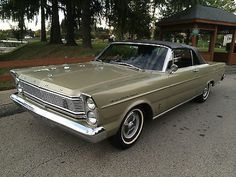 Ford : Galaxie 500 1965 Ford Galaxie 500 Convertible Original 48k mile car! - http://www.legendaryfind.com/carsforsale/ford-galaxie-500-1965-ford-galaxie-500-convertible-original-48k-mile-car/