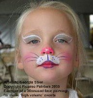 easy face painting ideas - Google Search
