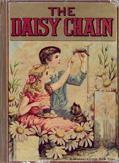 Daisy Chain 1887. Published by R.Worthington, New York