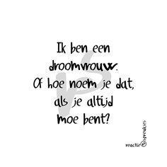 Droomvrouw #moe #grappig #humor