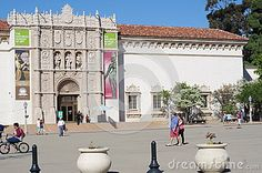 The San Diego Museum of Art is a fine arts museum in Balboa Park in San Diego, California with a broad collection of Spanish  and Italian paintings.  Much of the museum's old master collection was donated by sisters Anne, Amy, and Irene Putnam.