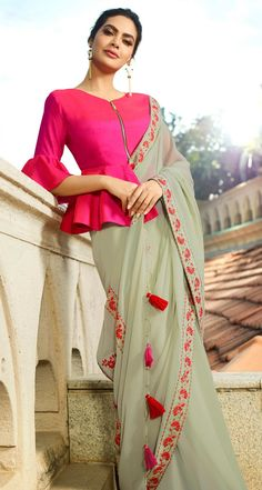 Designer Party Wear Saree US UK Canada India