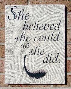 Belief! #Advocarepin2013  www.advocare.com/12015877