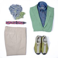 Franco Montanelli's Outfit of the day!