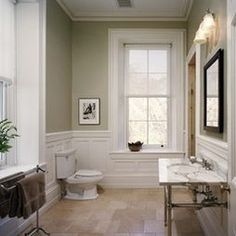 Paint Wood Paneling Design, Pictures, Remodel, Decor and Ideas - page 9