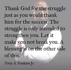 Tony A. Gaskins, Jr.