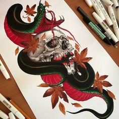 "621 Likes, 1 Comments - Эскизы Татуировок (@sketchestattoo) on Instagram: ""by @lucasferreiratattoo #sketchtattoo #tattoo #tattooart #tattoodesign"""