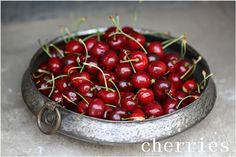 More Cherries. . .