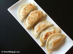 Mandu, a Korean Dumpling Recipe