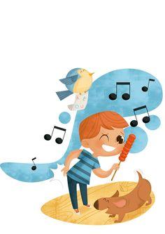 Lydia Sánchez  www.lydiasanchez.es Textbook illustration - Edebé