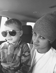 Justin and jaxon cuties