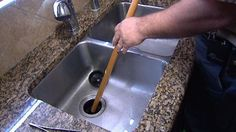 DIY Plumbing - How to fix a leaky toilet, low water pressure, and a jammed garbage disposal.
