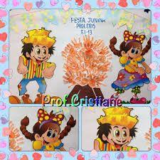 Resultado de imagem para mural festa junina educação infantil