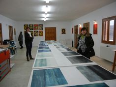 Camille Oarda Exhibition at the Skopelos Foundation for the Arts