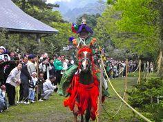 隠岐の島町 水若酢神社祭礼風流
