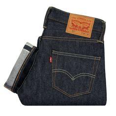 Levi's ® Levis 511 Urn Red Selvedge Denim Jeans 04511-2100