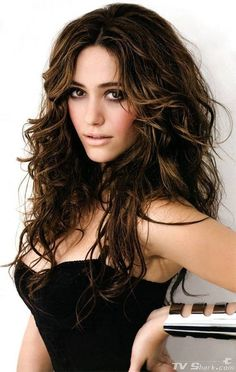 Emmy Rossum love her on shameless