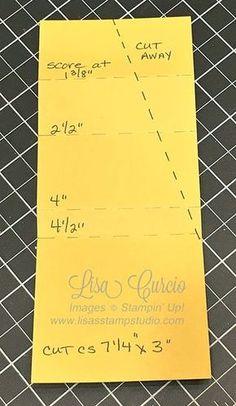 Drapery fold template