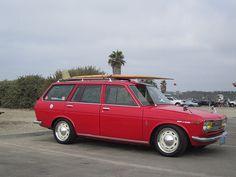 Datsun 510 Wagon  oh I miss you putt putt