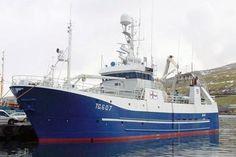 TG 607 - HVANNFELLI  VAGUR - Trawl