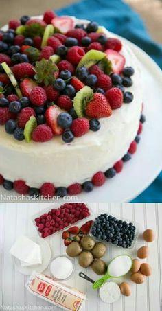Fruity Fresh Cake   #homedecor #home #lighting