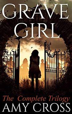 #BookChat #EBooks #ChickLit #PopBooks #WhatToRead #IReadEverywhere #BookPhotography #Bookshelves #BookstoreBingo  #grave #girl #the #complete #trilogy