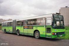 Tallinna Linnatranspordi AS (end. Tallinna Autobussikoondise AS) - 3581   581TAK   Scania N112AL Ajokki 8000 (1983) - ytra.eu bussi- ja reisilaevagalerii
