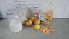 Romige appel muffins ingredienten