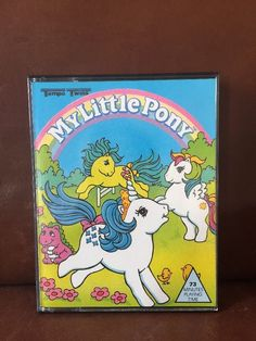 My Little Pony Story Tapes 2 Tapes with 4 Stories | eBay