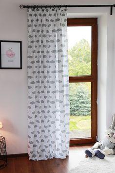 Gardinen U0026 Vorhänge   Zasłona Dziecięca W Chmurki   Ein Designerstück Von  Stylish Home Bei