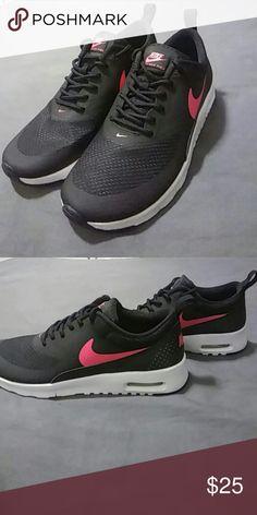Brand new Nike running shoes Brand new, never worn running shoes. Made of  nylon