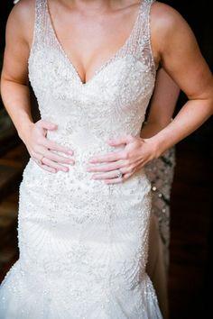 Elegant Gold White William Aiken House Wedding by charleston wedding photographer dana cubbage