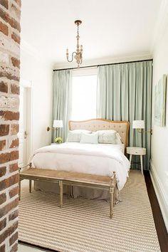 22 ideas para colocar la cama delante o bajo la ventana · 22 ideas to place your bed by the window