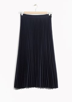 & Other Stories | Accordion Skirt