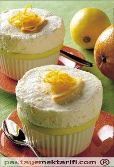 Ballı Portakal Dondurması resimli yemek tarifi, Meyve Tatlıları - Dondurmalar tarifleri