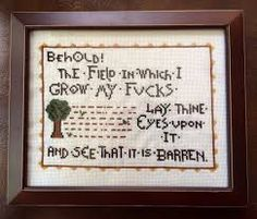 Image result for behold the field in which i grow my gif