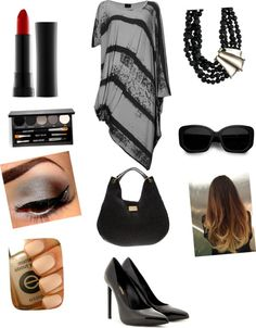 """Sexy Casual"" by ebrukeskin ❤ liked on Polyvore"
