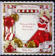 The Beautiful Mrs Claus Insert by Linda Short