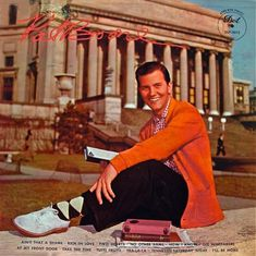 Dot Records, White Bucks and Pat Boone