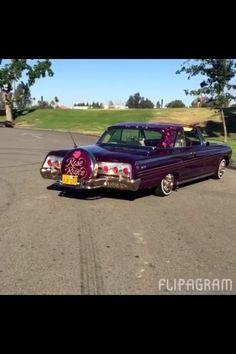 62 impala                                                                                                                                                      More