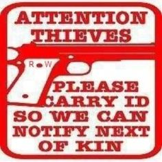 Funny and or stupid signs about guns. Funny signs about the second amendment. Funny signs and quotes about gun control. Funny Warning Signs, Funny Signs, Next Of Kin, Gun Quotes, Life Quotes, By Any Means Necessary, Thing 1, Guns And Ammo, That Way