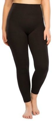 Shop Now - >  https://api.shopstyle.com/action/apiVisitRetailer?id=668796268&pid=uid6996-25233114-59 Plus Size Women's Spanx Look At Me Now Seamless Leggings  ...