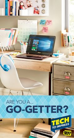 If you're a go-getter, you better go get one of these. With blazing-fast processing power for people who don't have time to wait around, Intel has the speed to help you do it all. There are also features like Instant Wake-Up and immersive graphics that make the display come alive. That way you'll be confident knowing your computer can handle anything you throw at it.