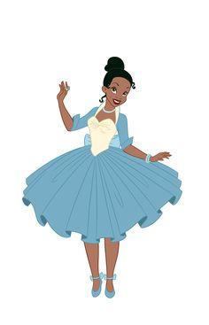 Dress Up Tiana | Disney Junior LATAM