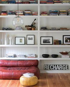 """""""""""Recharge is about this house. I've always wanted to come home to my sanctuary after a long day,…"""""""