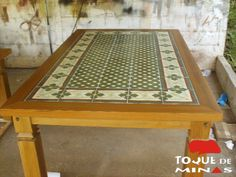mesa toque de minas