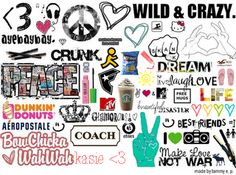 Girly Collage Backgrounds | Girl Collage For Myspace Graphics, Pictures, & Images for Myspace ...