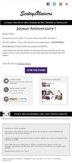 Offrez vous du plaisir ! SextoysUnivers by www.geer.io