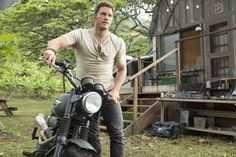 Pin for Later: 22 Halloween Costumes For Men Inspired by This Year's Movies and TV Owen From Jurassic World  What to wear: A tan henley shirt and gray pants. How to act: Cocky, and like you can talk to all the animals.