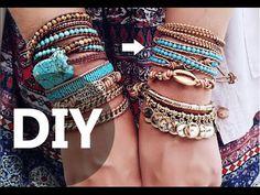 DIY Wrap Jewelry